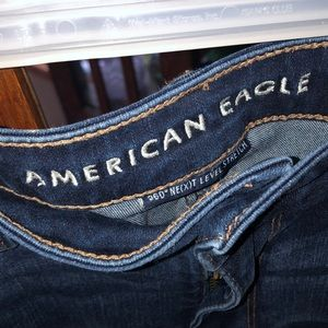American Eagle Outfitters Jeans - American Eagle medium/dark wash!